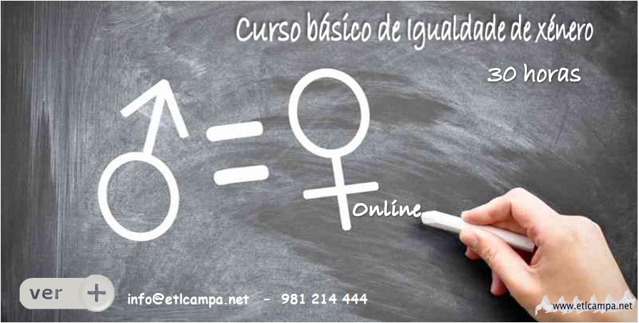 curso igualdad